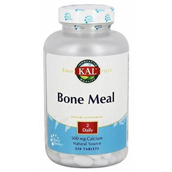 Bone Meal Kal 250 Tabs