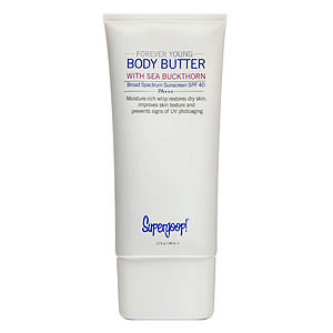 Supergoop! Forever Young Body Butter with Sea Buckthorn SPF 40 PA+++ 5.7 oz