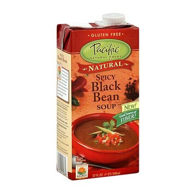 Pacific Natural Foods Spicy Black Bean Soup