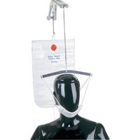 Bell-Horn Overdoor Cervical Traction Kit Universal in White / Silver / Clear 90130