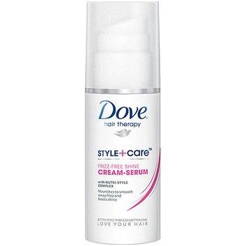 Dove Style+Care Frizz-Free Shine Hair Cream-Serum