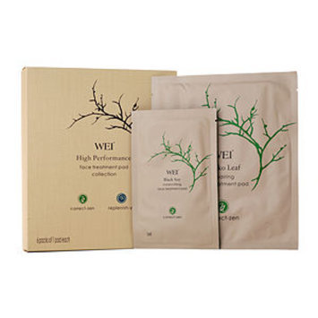 WEI High Performance Face Treatment Pad Collection