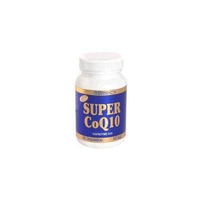 GENESIS NUTRITION, SUPER COQ10 30MG 60CAPS