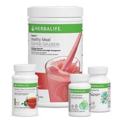 NEW Herbalife Quick Start Complete Package with Free Extras! (Wild Berry)
