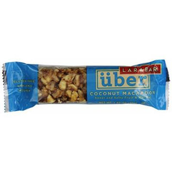 LÄRABAR Uber, Coconut Macaroon, Gluten Free, 1.42 oz, 15 Pack