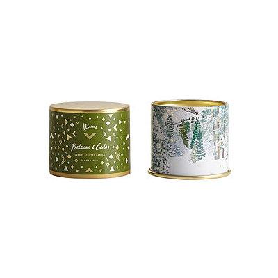 Illume(r) Vanity Tin Candle - Balsam & Cedar by Illume