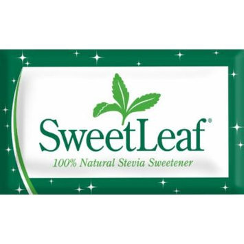 SweetLeaf Natural Stevia Sweetener, 500 Packets