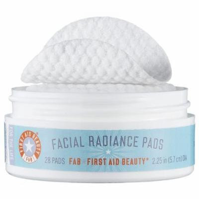 First Aid Beauty Facial Radiance Pad 28 pads 2.25 in/5.7 cm