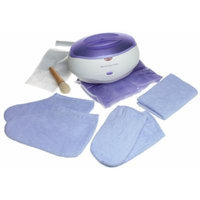 Remington HS-500 Full-Size Paraffin Spa Body Works Kit for Hands and Feet