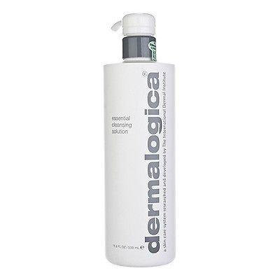Dermalogica Essential Cleansing Solution 16.9oz, 500ml Skincare Cleansers