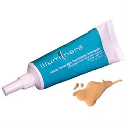 Illuminare Cosmetics Illuminare extra coverage foundation/concealer 0.5oz sienna sun