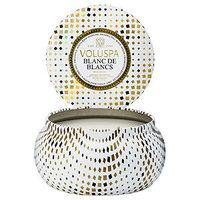 Voluspa(r) Maison Metallo Candle - Blanc de Blancs by Voluspa