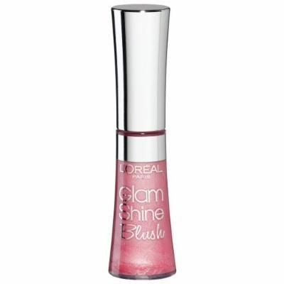 L'oreal Gloss Glam Shine Blush - 152 Rose Blush
