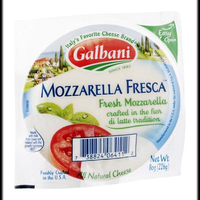 Galbani Mozzarella Fresca Cheese Mozzarella Fresh