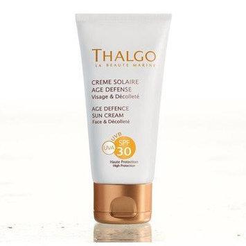 Thalgo Sun Protection 1.69 Oz Age Defence Sun Cream Spf 30 For Women