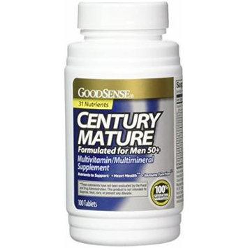 GoodSense Century Mature Ultimate Men's Multivitamin, 100 Count