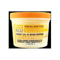 Eco Natural Eco-Lesterol Argan Oil & Shea Butter Used By Professionals