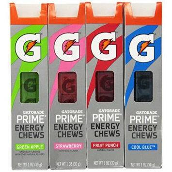 Gatorade G Series 01 Prime Energy Chews Mixed