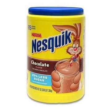 Nestlé® Nesquik® Chocolate Flavor - 48.7 oz.