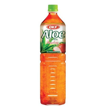 OKF AVS360 Aloe Standard Peach 500 ml. - Case of 20