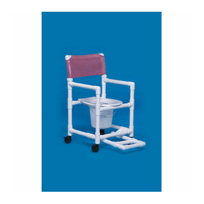 Innovative Products Unlimited Standard Line Commode with Footrest