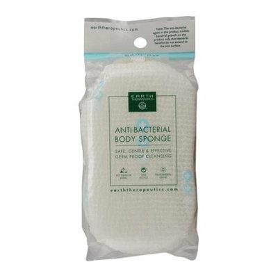 Earth Therapeutics Anti-Bacterial Body Sponge 1 Sponge