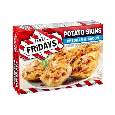 T.G.I. Friday's Cheddar & Bacon Potato Skins