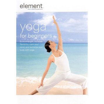Anchor Bay Entertainment Element-Mind and Body Experience-Yoga For Beginners