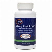 Enzymatic Therapy Cherry Fruit Extract, Capsules 180 ea