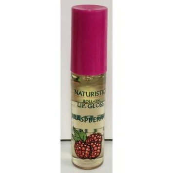 Naturistics Miss Kiss Roll-On Lip Gloss - Raspberry 1828-04