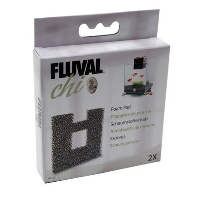 Hagen Fluval Chi Replacement Foam Pads - 2-Pack