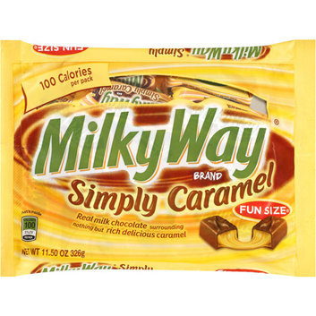 Milky Way Fun-Size Simply Caramel Candy