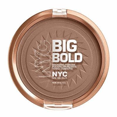 N.Y.C. BIG BOLD BRONZING POWDER #602 METROPOLITAN