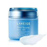 LANEIGE Water Sleeping Pack Ex Amore Pacific Korean Skin Care NEW
