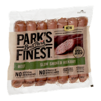 Ball Park Park's Finest Beef Frankfurters Slow Smoked Hickory