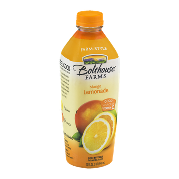 Bolthouse Farms Mango Lemonade
