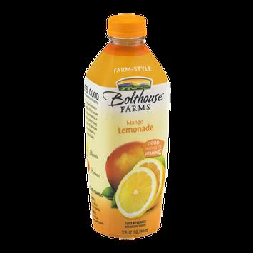 Bolthouse Farms Mango Lemonade