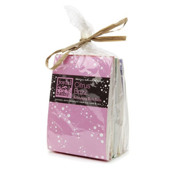 Joyful Bath Co Bath Salts Six Pack