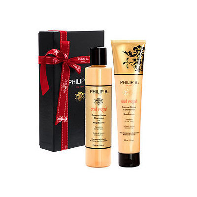 Philip B. Philip B - The Royal Treatment Collection (Shampoo 220ml + Conditioner 178ml) 2pcs