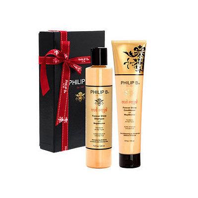 Philip B. Philip B - The Royal Treatment Collection (Shampoo 220ml + Conditioner 178ml) 2pcs