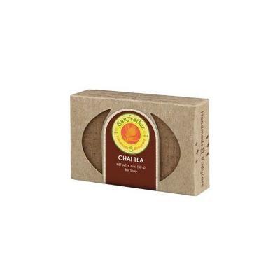 Sunfeather Chai Tea Soap, 4.3 oz