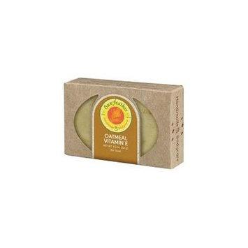 Sunfeather Oatmeal Vitamin E Soap, 4.3 oz