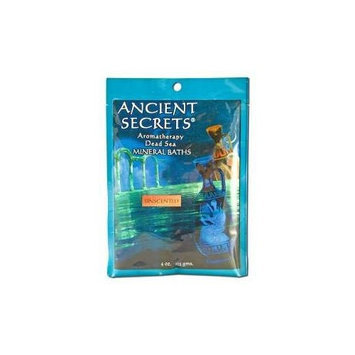 Ancient Secrets Bath Salts-Unscented 4 Ounces