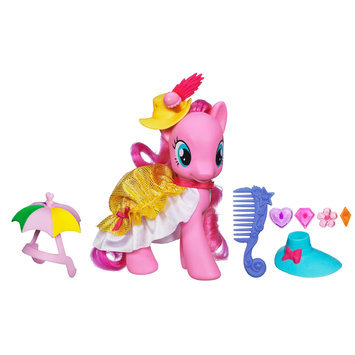 Hasbro My Little Pony Fashion Style Pinkie Pie Figure