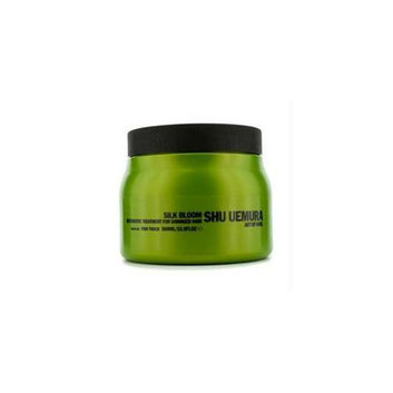 Shu Uemura 14957377744 Silky Bloom Restorative Treatment Masque -For Damaged Hair-Salon Product- 500ml-16. 9oz