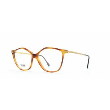 Gianfranco Ferre 91 56 Brown Authentic Women Vintage Eyeglasses Frame