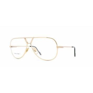 Ferrari 28 508 Gold Authentic Men Vintage Eyeglasses Frame
