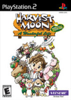 Natsume Harvest Moon: A Wonderful Life Special Edition