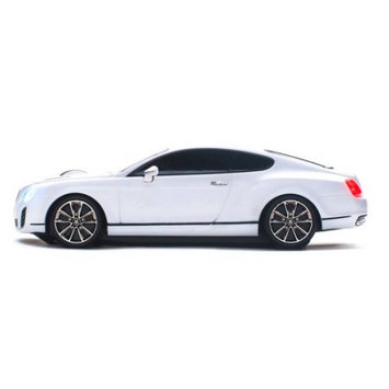 Estand Click Car Bentley Supersports Wireless Optical Mouse - White - RF - USB