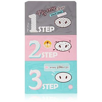 Holika Holika Pig Nose Clear Black Head 3-Step Kit